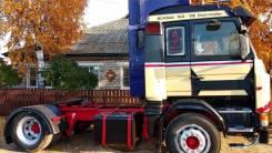 Scania. Седельный тягач Р143/420, 14 196куб. см., 16 000кг., 4x2