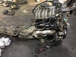 Свап-комплект двигатель VQ35DE АКПП RE5R05A Nissan Elgrand NE51