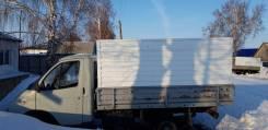 ГАЗ ГАЗель. Продается не плохой грузовичек Газель оборудованный под скотовоза, 2 445куб. см., 1 500кг., 4x2