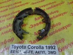 Колодки тормозные задние барабанные к-кт Toyota Corolla Toyota Corolla 1992.08