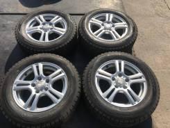 195/65 R15 Dunlop WM01 литые диски 5х114.3 (L30-1514)
