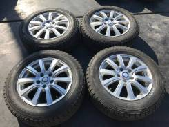 205/65 R16 Goodyear Ice navi Zea литые диски 5х114.3 (L30-1605)