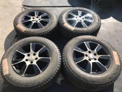 215/70 R16 Bridgestone DM-V1 литые диски 5х114.3 (L30-1610)