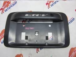Рамка для крепления номера. Honda CR-V, RD1 B20B