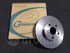 Диск тормозной передний Nissan GR20526