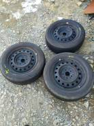 Штамповки с резиной 3 колеса