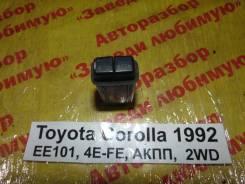 Кнопка кондиционера Toyota Corolla Toyota Corolla 1992.08