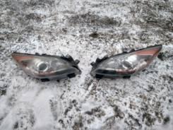 Фары Mazda Axela Рестайл