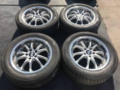 225/55 R17 Dunlop DSX-2 литые диски 5х114.3 (L30-1707)