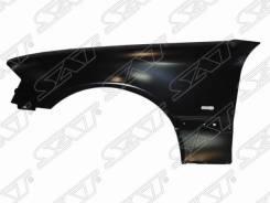 Крыло Mercedes W202 93-00 LH с отв. под повторитель (пр-во Тайвань)