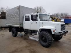 ГАЗ-3308 Егерь. Газ 3308 егерь, 3 000куб. см., 3 000кг., 4x4