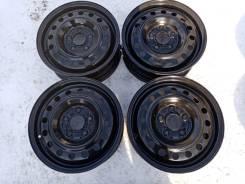 """Nissan. 5.5x15"""", 5x114.30, ET40, ЦО 66,1мм."""