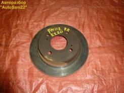 Диск тормозной Nissan Prairie JOY PM11 SR20 1997 прав. зад 4320642R01