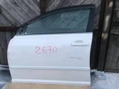 Дверь передняя левая Toyota Avensis