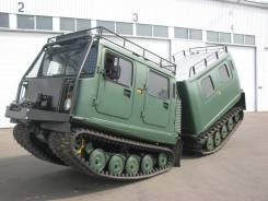 Ремонт модернизация вездеходов ЛОСЬ BV206