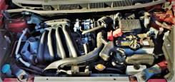 Двигатель HR15DE Nissan Note E11 2008 г.