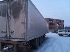 Lamberet. Полуприцеп фургон , 36 500кг.