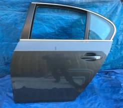 Дверь задняя левая для бмв 535Xi 04-10 E60