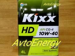 Kixx. 10W-40, полусинтетическое, 4,00л.