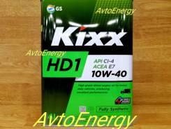 Kixx. 10W-40, синтетическое, 4,00л.