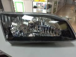 Фара Toyota Corolla 97-00 черный хрусталь