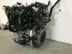 Двигатель G4FD 126-204 л. с. 1.6 л Kia Ceed