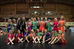 Набор детей чир спорт и танцы 6-9 лет