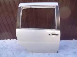 Дверь задняя правая (голая) Color QX-1