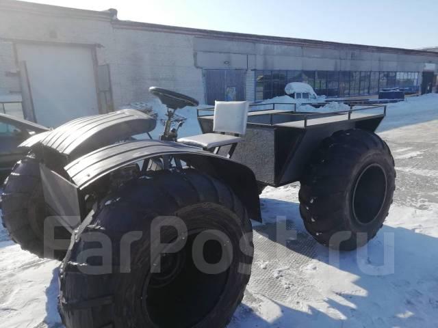 ЗИС. Продам болотоход в Хабаровске, 750куб. см., 500кг., 410кг.