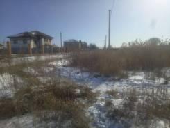 Земельный участок. 2 300кв.м., собственность. Фото участка