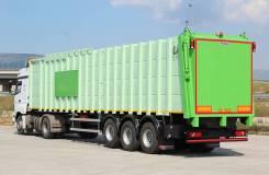 Katmerciler. Полуприцеп мусоровоз 60 м3. Под заказ