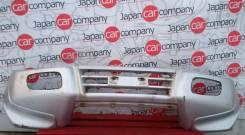 Бампер передний Mitsubishi Pajero/Montero III (V6, V7) 2000-2006