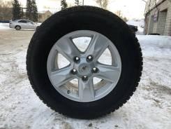 Зимние колёса от Toyota Land Cruiser200 R18 5x150.