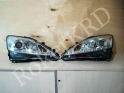 Фары светлый хром Lexus IS250 / is350 05-13