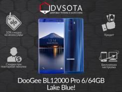 Doogee BL12000. Новый, 64 Гб, Синий, 4G LTE, Dual-SIM, Защищенный