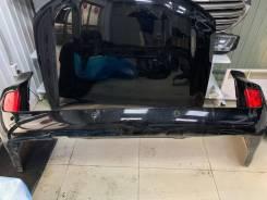 Бампер задний Toyota Land Cruiser 200 07-11г Lexus LX570 07-11г
