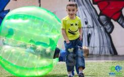 Бампербол. Турниры в Шарах