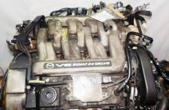 ДВС с КПП, Mazda GY - AT FF LW5W коса+комп