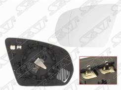Полотно зеркала Mercedes W205 14- /W222 13-18 LH асферическое с подогр ST-MD15-940G-2