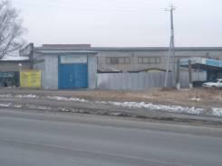 Нежилое помещение 838 м2. Улица Рабочая 1-я 58, р-н Угловое, 838,0кв.м. Дом снаружи