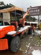 Yutani. Продам кран, самоходный кран, крановую установку, 2 700куб. см.