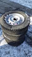 Комплект зимних колес 185R14LT 5 шпилек
