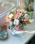 Цветочные композиции. Под заказ