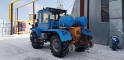 Локомобиль КРТ-1 на базе трактора ХТЗ Т-150