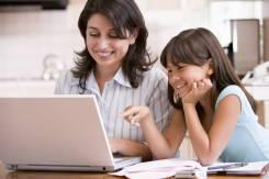Подработка в интернете на дому (для женщин)