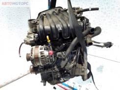 Двигатель Nissan Note 2006, 1.6 л, бензин (HR16DE)