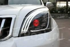 Тюнинговые Фары Toyota Land Cruiser Prado 120 Demon EYE