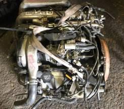 Двигатель на Toyota Estima CXR10 3C-T
