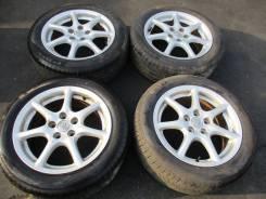 Комплект летних колес на литье. Без пр. по РФ 215/55/17 S-4