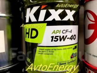 Kixx. 15W-40, полусинтетическое, 20,00л.